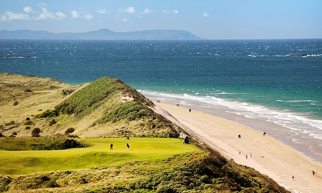 Swinging along to Northern Ireland for a magnificent golfing getaway