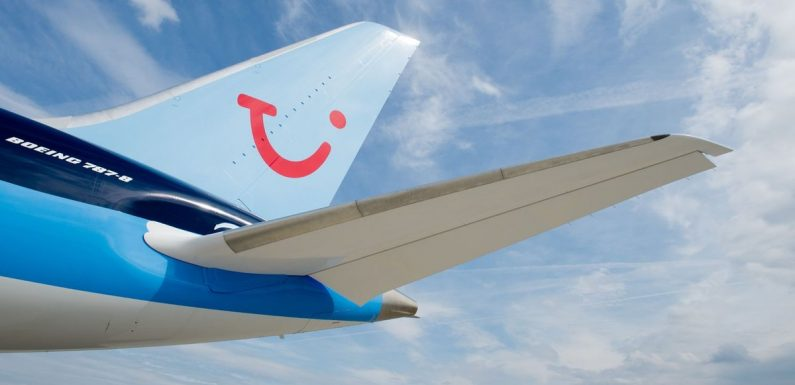 TUI cancels flights to more than 25 holiday destinations as restrictions change