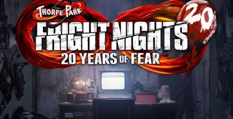 Thorpe Park launches FRIGHT NIGHTS event in October with special deal –pre-book now