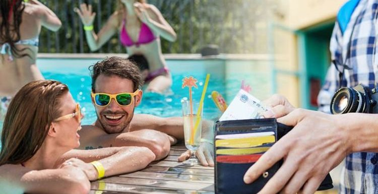 Travel money: More Britons than ever are 'blowing their spending budget' on holiday