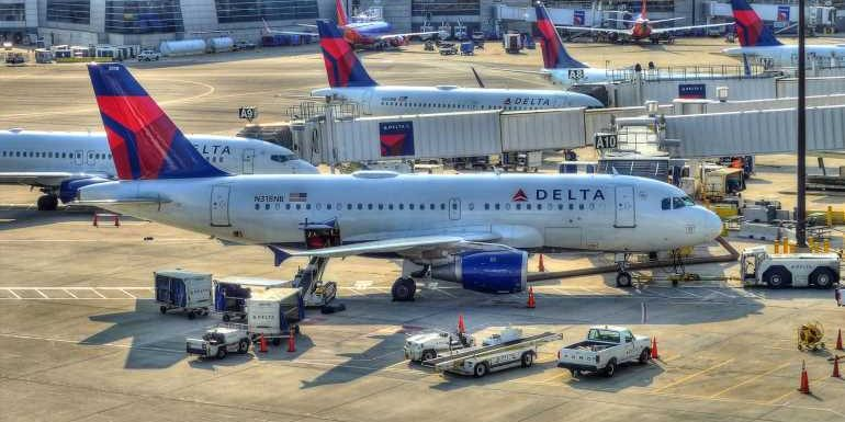 Unvaccinated Delta employees will see insurance surcharge