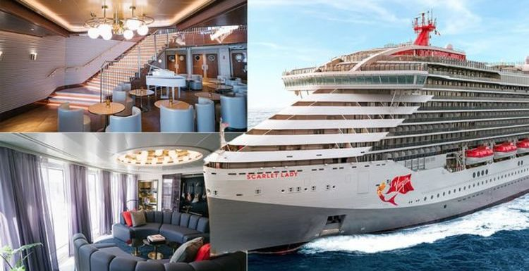 Virgin Voyages' Scarlet Lady first look: A sleek high-energy cruise like no other