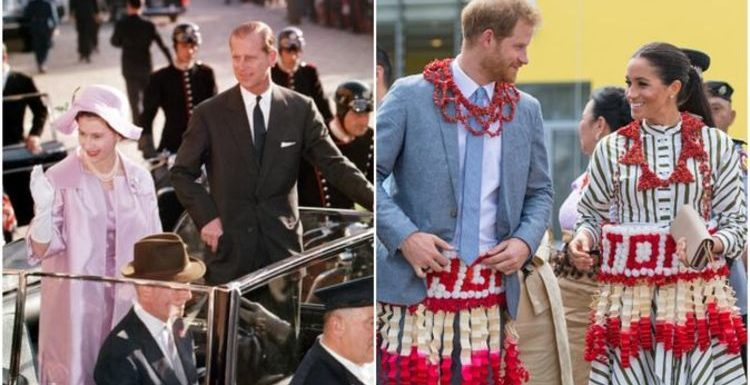 What it takes to plan a royal tour – from dress codes to costs