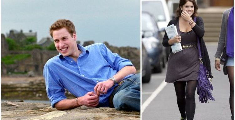 Where the Royal Family travelled to school and university, including Spain and New Zealand