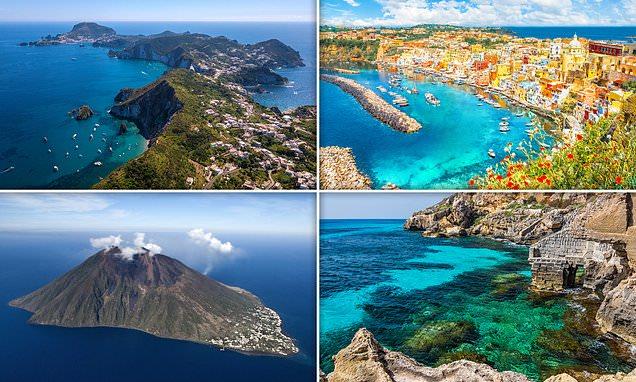 A guide to ten stunning secret Italian islands