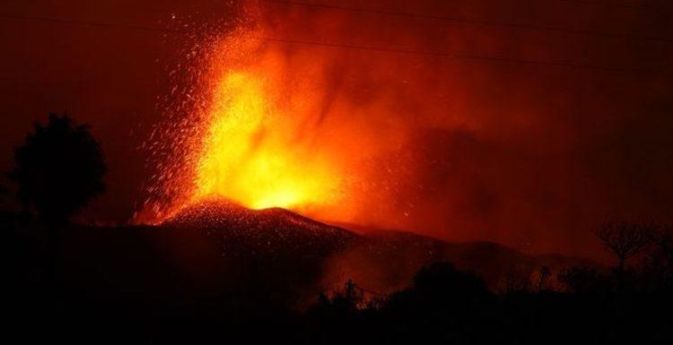 Acid rain warning shared as La Palma volcano eruptions continue