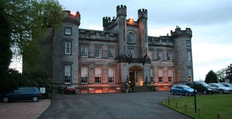Airth Castle: The haunted Scottish hotel home to a ghost dog and groundsmen