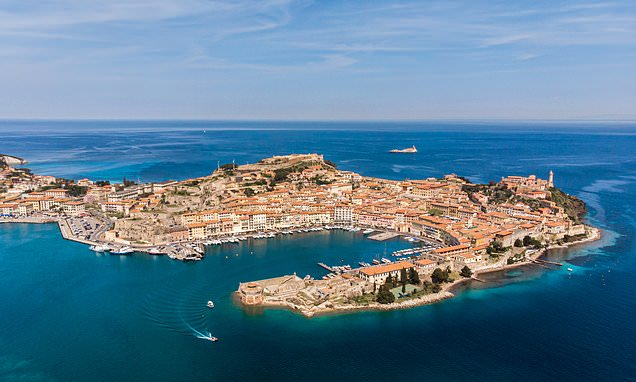 Author Mary Bly reveals why the Italian island of Elba is a must-visit
