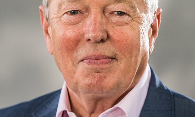 Author and former Home Secretary Alan Johnson talks about his travels
