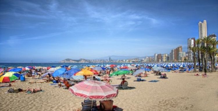 'Benidorm is back!' Britons flock to Spain as hotels fill up with UK tourists