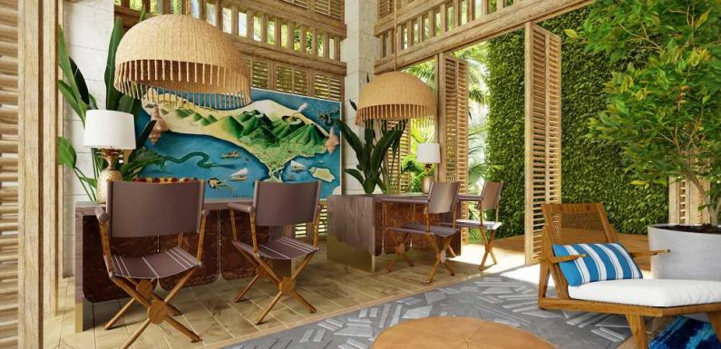 Bookings open for Margaritaville's Isla Holbox boutique hotel