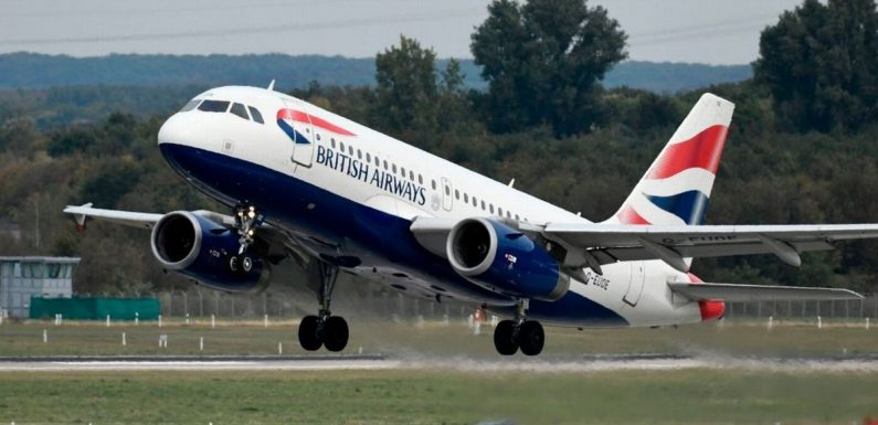 British Airways launches massive sale on flights to the US, Dubai and Europe