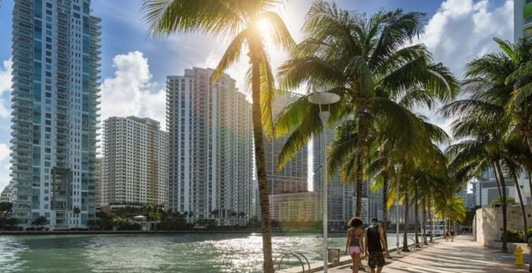Britons dream of a USA holiday and will spend '£10,000 per person' – top 10 locations