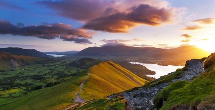 Britons have fondest memories of UK road trips than foreign travels – Lake District comes