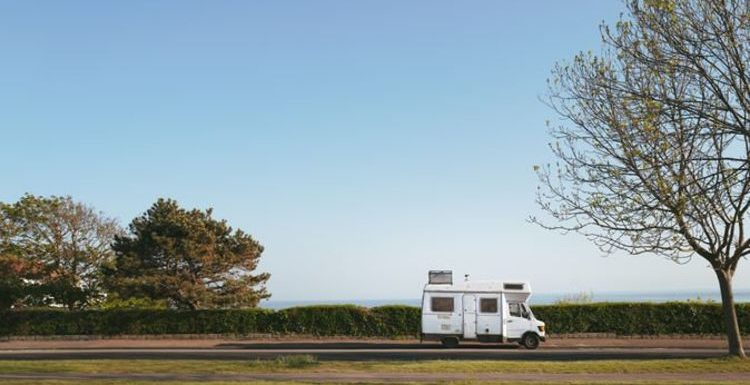 Caravan: 'Why not do a winter staycation?' – 'the best time' to explore