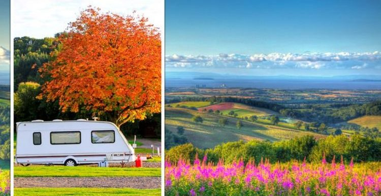 Caravan destinations for a 'stunning' autumn break – where to stay