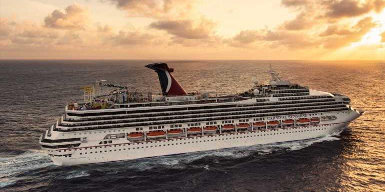 Carnival reschedules restart for several ships