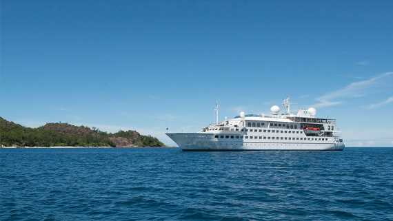 Crystal Cruises sells luxury yacht