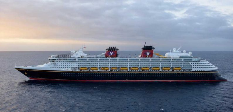 Disney Cruise Line relaunching the Wonder in October