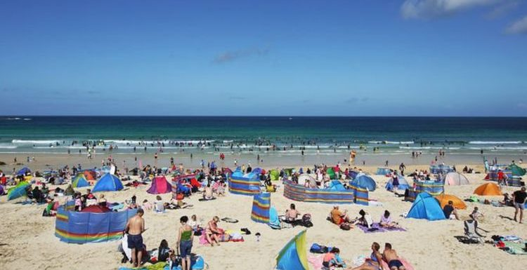 'Don't come!' Cornwall urges people who haven't booked to stay away as Covid surges