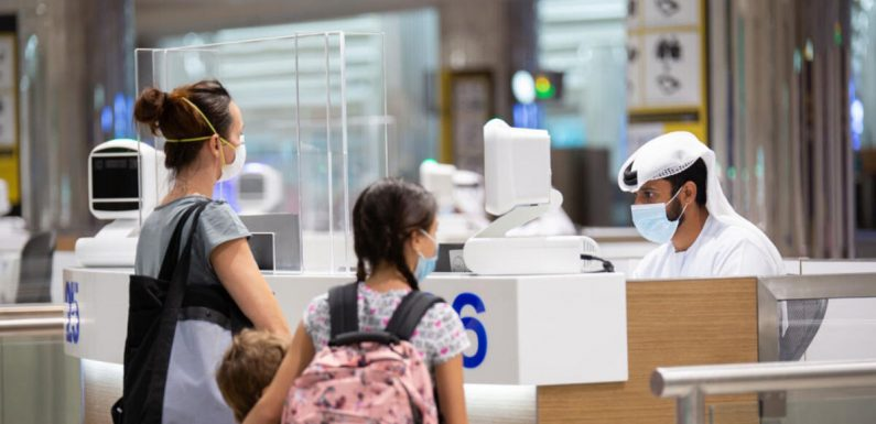 Dubai Airports forecasts doubling of visitors in 2022 as curbs ease