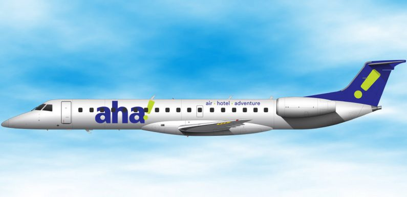 ExpressJet gets ready for its Aha! moment