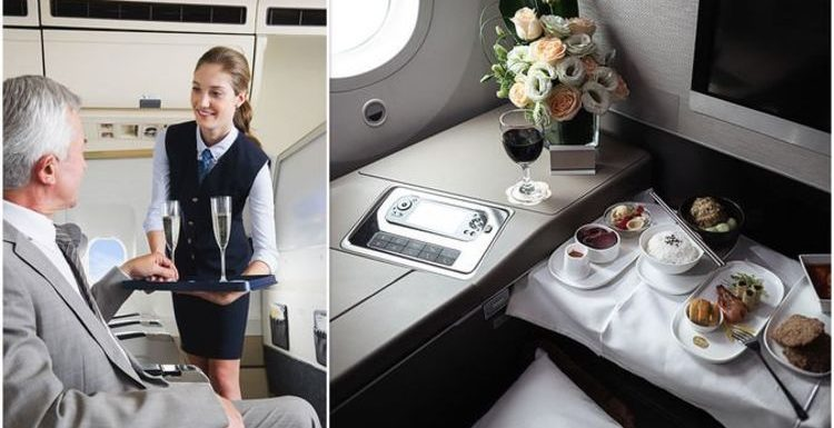 Five ways to get 'special service' and free upgrades on flights – crew can 'work miracles'