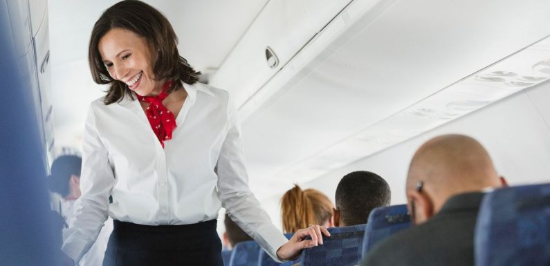 Flight attendants confess to playing 'crop dusting' game when they need to fart