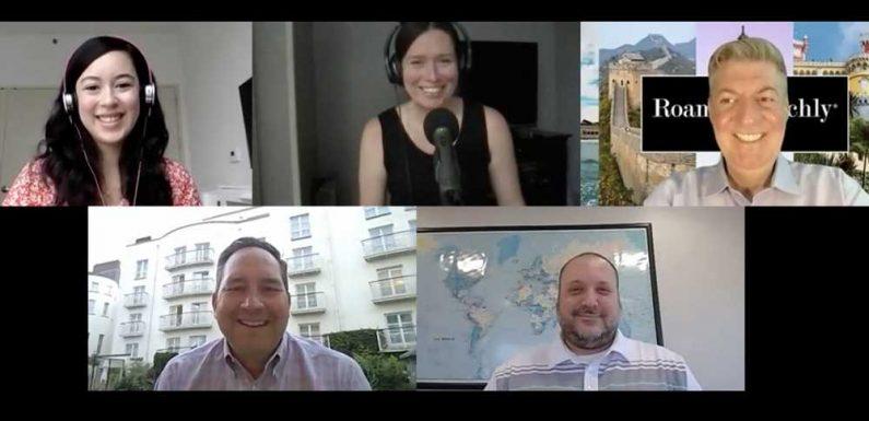 Folo podcast: Europe travel, advisors and the art of the pivot