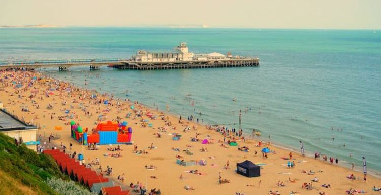 Four UK beaches named Europe's top spots beating Spain and Portugal – 'no better place!'