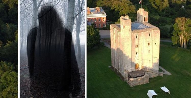Ghost of beautiful witch said to haunt ancient Essex castle
