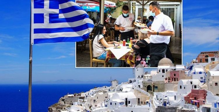 Greece: Which regions are under 'partial lockdowns'? Warning for holidaymakers