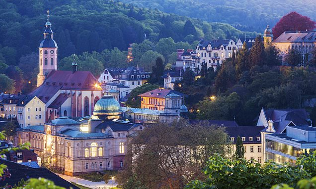 Hankering after a holiday? Take in the delights of Baden-Baden