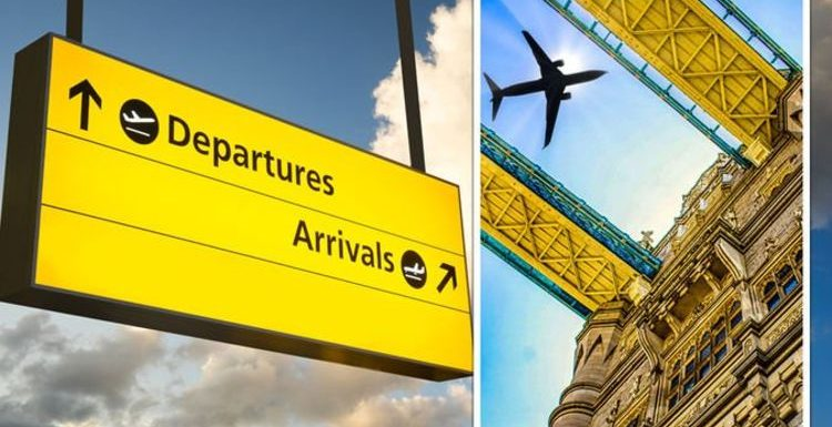 Heathrow introduces new charge making travel even more expensive for holidaying Britons