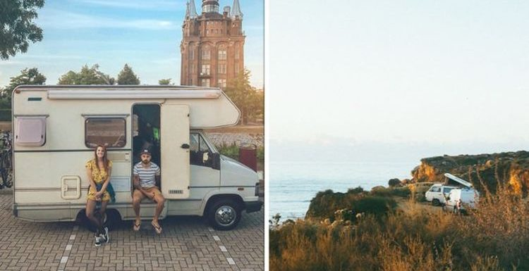 Holiday nightmare: Camper shares 'horrible' camping trip in Portugal – 'it was terrifying'