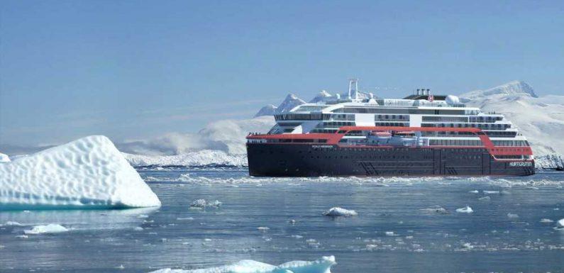 Hurtigruten's Antarctica cruises to depart from Chile instead of Argentina