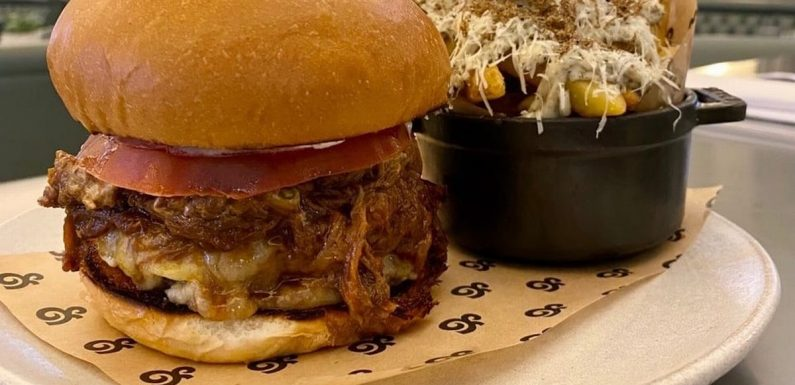 'I tried new Tom Kerridge burger that costs a whopping £28.50 – and it's epic'
