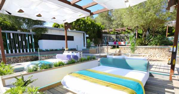 Idyllic Love Island 2021 villa can be rented for £3,000 per week