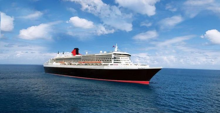 Inside Cunard's Queen Mary 2 with a luxurious spa, gourmet dining and glitzy gala balls