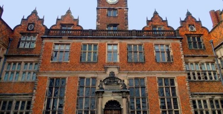 Inside one of the UK's most haunted buildings filled with ghostly tales