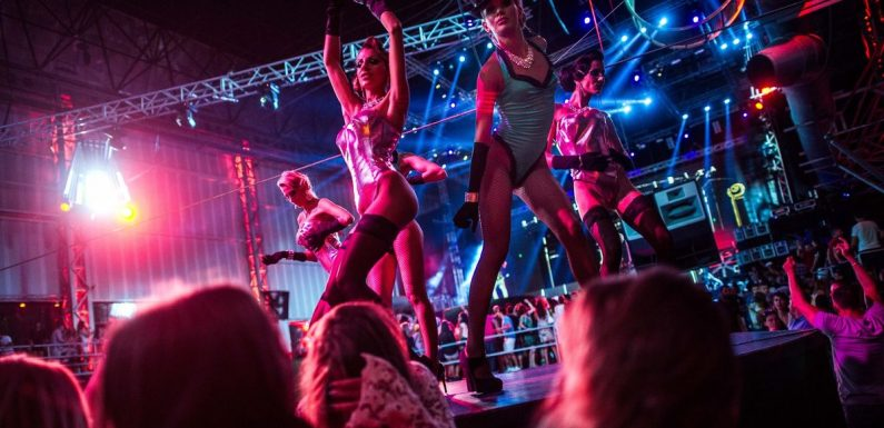 Inter-city connected club experience takes Brits back to early 2000s Ibiza