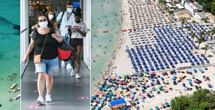 Italy scraps quarantine: What are the new travel rules for Brits? FCDO issues new warning