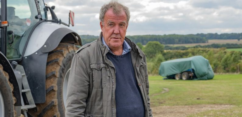 Jeremy Clarkson fans cause chaos as they queue for hours to get in his Farm Shop