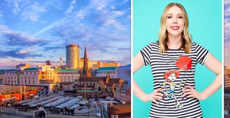 Katherine Ryan misses travel food and plans 'some good quality time in Swindon'