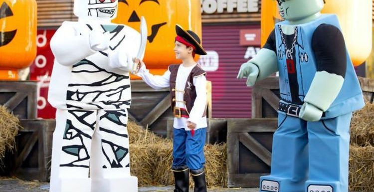 LEGOLAND Windsor announces Brick or Treat Halloween event – how to book tickets