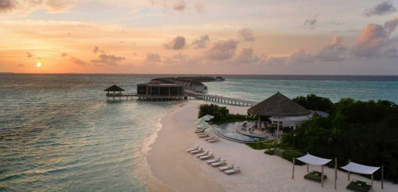 Le Meridien resort opens in the Maldives