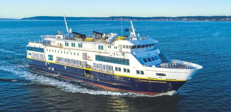 Lindblad replaces Canadian ports on Venture itinerary