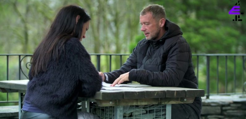 Married at First Sight fans baffled by Marilyse and Franky's Lake District hols