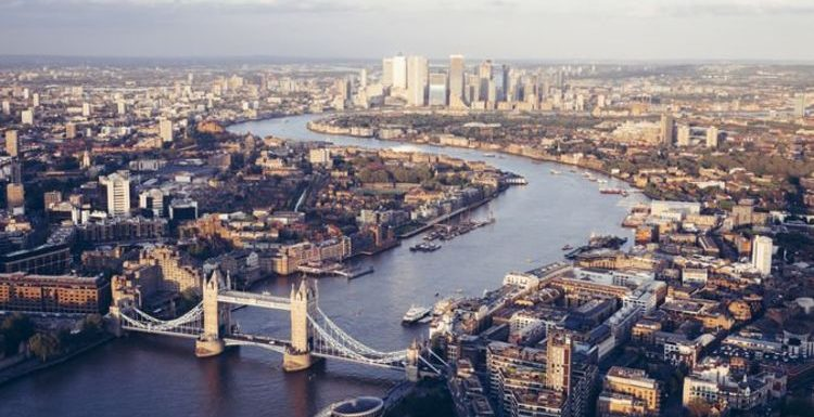 Most popular European river named and it's in the UK