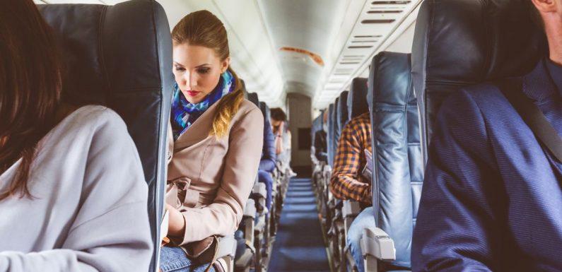 Pilot says you should never swap seats on a plane as it's 'dangerous'